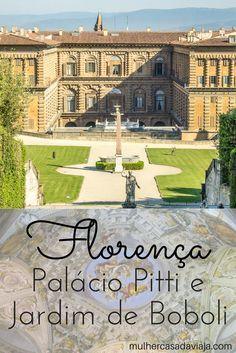 Cansou da muvuca de Florença? Venha passear por alamedas e jardins - mas tem mais museus aqui também!