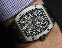 Richard Mille RM 67-01 Automatic Extra Flat Watch Hands-On