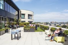 Hammerson Headquarters Offices by EDGE, London – UK » Retail Design Blog
