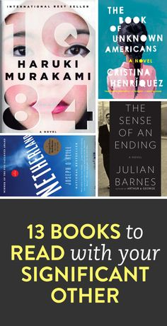 books to read with your significant other