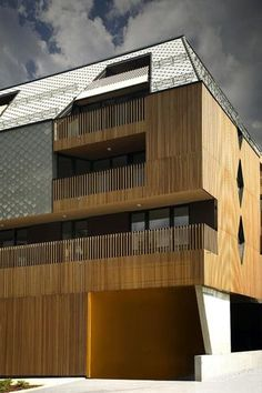 Shopping roof apartments - OFIS
