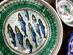 Hand made Sicilian Ceramics from Sciacca