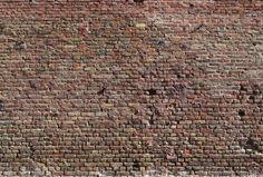 Vieux mur de briques - Poster digital Architects Paper