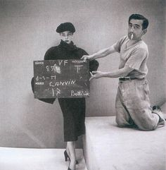 Bettina ( Simone Micheline Bodin ) By Henry Clarke For Lanvin - 1951