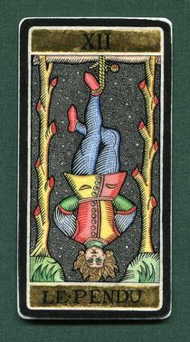 The Hanged Man - Alexander Andreev's Tarot