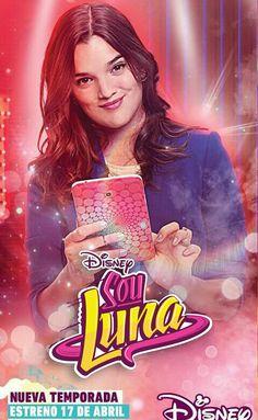 Sou Luna 2 - Poster Oficial da ''Delfi''