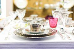Monte Carlo porcelain tableware from Legle. Buy it at Kibo Living - www.kiboliving.com