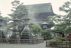 Nagano, Japan - another city to visit and see while you are in Japan.