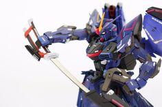 """シモン/ジンクス(乙莉完成!) on Twitter: """"「フリーダム、抜刀。」  フリーダムガンダムエースワン 完成しました!  吾妻楓の千本桜【四ノ切】を持つ、近接戦が得意なフリーダムです。 カラーパターンも吾妻楓のエーススーツを参考にしました。 #ガンプラ… """" Mythological Monsters, Armored Vehicles, Gundam, Spaceship, Nerf, Mythology, Battle, Sci Fi, Racing"""