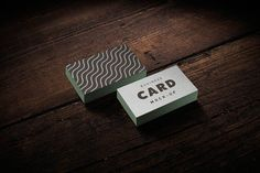 Business Card / Stationery Mockup by attraax on @creativemarket
