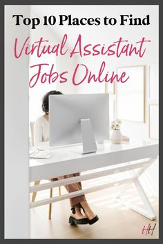 If you are an aspiring (or even seasoned) Virtual Assistant you may be wondering where you are going to find the clients that are excited to work with you and understand your worth! Finding these clients is worth the effort - but first you need to find qualified leads! Let us show you our top 10 places to start looking! New Business Ideas, Work From Home Business, Work From Home Tips, Executive Assistant Jobs, Virtual Assistant Services, Online Jobs For Moms, Best Online Jobs, Online Job Opportunities, Legitimate Online Jobs