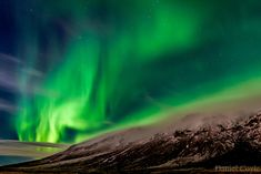 Aurora Borealis near Selfoss, Iceland  [4414x2943] #nature and Science