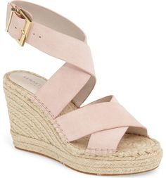 5061e1df070cf Main Image - Kenneth Cole Oda Espadrille Wedge Wedge Sandals
