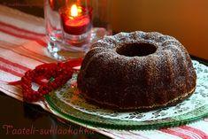Mustikkasuu: Taateli-suklaakakku