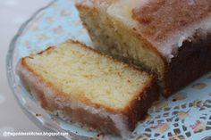 Lemon Drizzle Loaf Cake Primrose Bakery