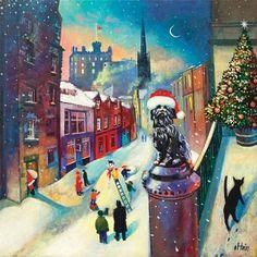 'Christmas Time at Greyfriars' by Rob Hain