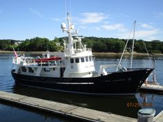 Smedvik Mek 75 trawler for sale. See the images, movie, 3D Tours, full specs and price of this Smedvik Mek 75 trawler for sale.