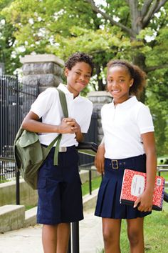 We have a variety of #school_uniform_skirts!