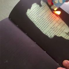 Lab Creates Copy of 'Fahrenheit That Can Only Be Read When You Add Heat to It Heat Sensitive Paint, Booklet Layout, Better Books, Fahrenheit 451, Publication Design, Classic Literature, Typography Design, Lettering, Material Design