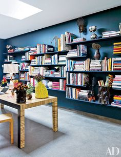 Bookcase Style Ideas How To Photos | Architectural Digest