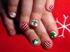 Christmas Nail Art Designs For Kids