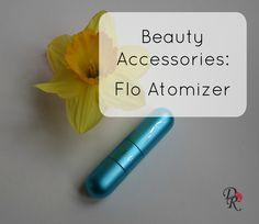 Beauty Accesories: Flo Refillanle Fragrance Atomizer*