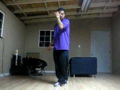House Dance Tutorial - Shuffle
