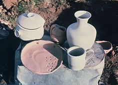 Some of the world's most beautiful ceramic ware has been produced by firing pottery using an outdoor pit kiln. Originally published as