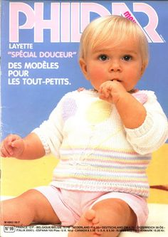 phildar layette 99