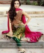 Sara Naqvi Winter Dresses 2014 For Girls Pictures