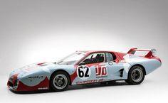 1979 Ferrari 512 BB LM Competition Berlinetta., Ferrari's attempt at the Daytona500 in 1979.  DNF.