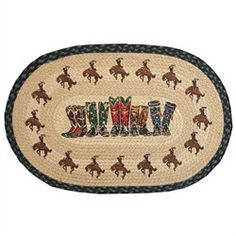 awesome New Boots Braided Rug Check more at http://yorugs.com/shop/new-boots-braided-rug/