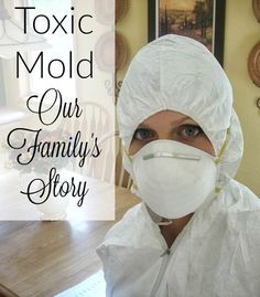 Our family of 11 suffered a serious mold exposure and vacated our home in October of 2008. Learn more about our journey and our determination to solve the mystery surrounding our health. #toxicmold