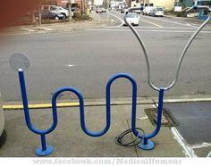 Bikes parking?