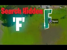 Fortnite - Search The Hidden F In The New World Loading Screen location - F-O-R-T-N-I-T-E Letters - YouTube Fortnite Season 11, Hidden Letters, Search, World, Youtube, Research, The World, Searching, Youtubers