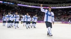 Kiitos Teemu Selänne!!! My Heritage, Winter Olympics, Ice Hockey, Finland, The Man, Basketball Court, United States, In This Moment, Celebrities