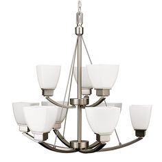 Russell:residential and commercial lighting Foyer Chandelier, Chandelier Lighting, Industrial House, Modern Industrial, Tall Ceilings, Commercial Lighting, Foyers, Remodeling Ideas, Bridges