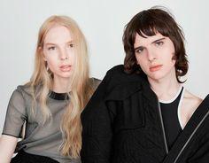 H&M presenta para & Other Stories a dos modelos transgénero