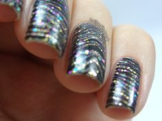 O.P.I. Pure Lacquer Nail Apps 'Metallic Waves'