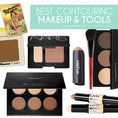 Contour like a pro with 10 of our favorite products. #divinecaroline #makeup #contour