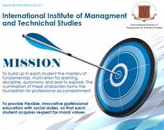 The Institute is established, with the sole aspire to spread the Distance Education to the world and make students able to be with the top corporate globally with right blend of academic inputs like theoretical knowledge, practical orientation, and creating a favorable environment to express and strengthen their ideas so that they can implement it for their own.