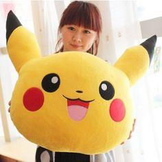 Pikachu Pokemon Cushion & Pillow $23.78