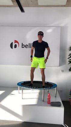 Lass uns am Donnerstag, 03. September ab 18.00 Uhr das Leben mit zwei energiegeladenen LIVE-Workouts zu heißen Latino-Rhythmen feiern – bei bellicon® ON AIR! Es erwarten Dich Sommerfeeling und jede Menge Trainingsspaß mit ansteckenden Latin-Beats! #latina #event #bellicon #belliconschweiz #trampolin #gesundheit #fitness #latino #workout #hometraining #jumping #latin #bounce #fever #bodystyling #party #trampoline #jumpingfitness #stayhealthy #bellicononair #belliconhome #rebounder Boot Camp, Trampoline Workout, Sporty, Training, Style, Health Fitness, Healthy Lifestyle, Fitness Studio, Losing Weight