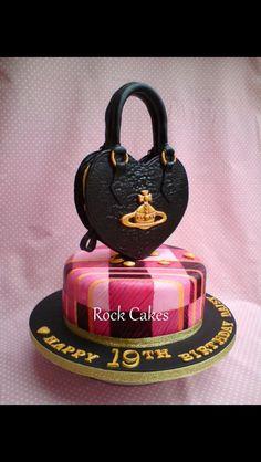 Vivienne Westwood cake <3
