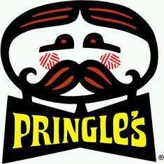 Pringles Logo Can | Pringles logo 1970