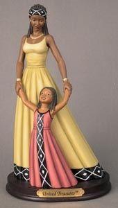 african american figurines | Polymer Clay African American ... African American Figurines, African American Artwork, Black Girl Art, Black Women Art, African Girl, African Dolls, Black Figurines, Positive Art, Black Art Pictures