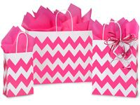 Chevron Stripe Pink Assortment