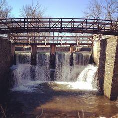 The Falls at Lambertville, NJ.