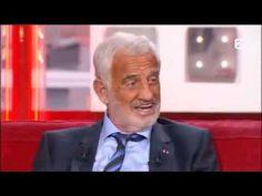 Laurent Gerra rend hommage à Audiard devant Belmondo