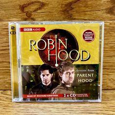 Bbc Audio Robin Hood Episode Four Parent Hood + Bonus Interview Brand New Cds For Sale, Random House, Richard Armitage, My Ebay, Bbc, Robin, Interview, Audio, Parenting